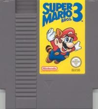 Super Mario Bros. 3 Box Art
