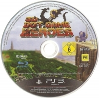 3D Dot Game Heroes [FR] Box Art