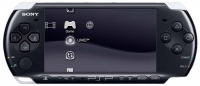 Sony PlayStation Portable PSP-3001XPB (Piano Black) [NA] Box Art