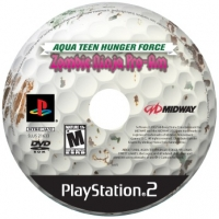 Aqua Teen Hunger Force - Zombie Ninja Pro-Am Box Art