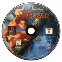 Walt Disney Pictures Presents: Tarzan (Take2) Box Art