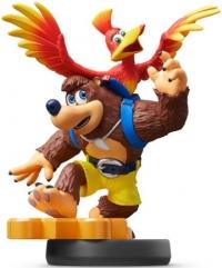 Banjo & Kazooie - Super Smash Bros. Box Art