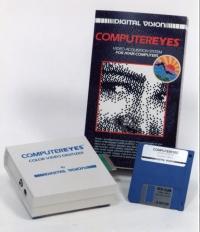 Color ComputerEyes (Video Digitizer) Box Art