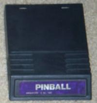 Pinball (purple label) Box Art