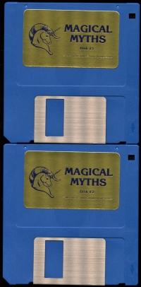 Magical Myths Box Art