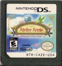 Atelier Annie: Alchemist of Sera Island Box Art