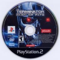 Terminator, The: Dawn of Fate Box Art