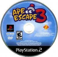 Ape Escape 3 Box Art