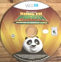 Kung Fu Panda: Showdown of Legendary Legends ($5 Concession Cash) Box Art