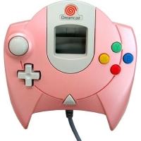 Sega Dreamcast Controller (Pearl Pink) Box Art