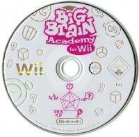 Big Brain Academy for Wii Box Art