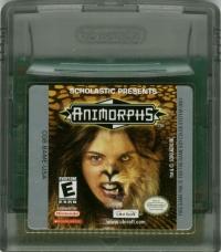 Animorphs Box Art