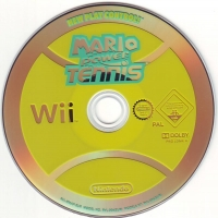 New Play Control! Mario Power Tennis Box Art