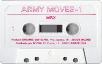 Army Moves Box Art