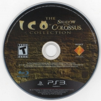 Ico & Shadow of the Colossus Collection, The Box Art