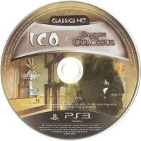 ICO & Shadow of the Colossus - Classics HD Box Art