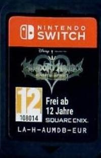 Kingdom Hearts: Melody Of Memory Box Art