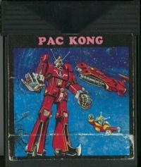 Pac-Kong Box Art