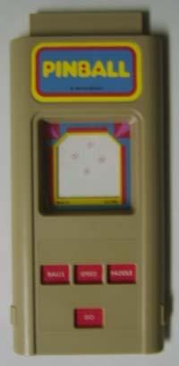 Pinball Box Art
