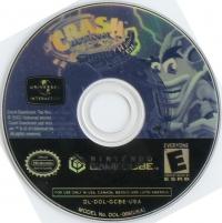 Crash Bandicoot: The Wrath of Cortex - Player's Choice Box Art