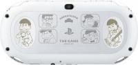 Sony PlayStation Vita PCH-2000 ZA22/OS - Osomatsu-san: The Game Box Art