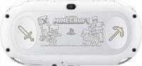 Sony PlayStation VIta PCH-2000 ZA22/MC - Minecraft PlayStation Vita Edition Box Art