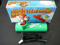 Super Mario Bros. Telephone (green) Box Art