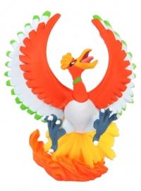 Pokémon: HeartGold Version Ho-Oh Figure Box Art