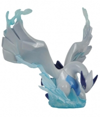 Pokémon SoulSilver Version Lugia Figure Box Art