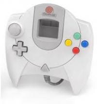 Sega Dreamcast Controller (Grey) [NA] Box Art
