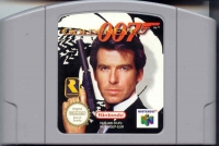 GoldenEye 007 Box Art