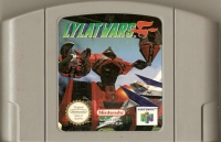 Lylat Wars Box Art