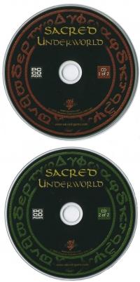 Sacred Underworld [PT] Box Art