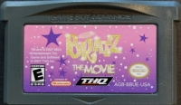 Bratz: The Movie [CA] Box Art