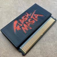 Neo Pocket Flash Masta USB 32Mbit Box Art
