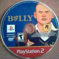 Bully - Greatest Hits Box Art