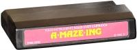 A-MAZE-ING (Black Cartridge) Box Art
