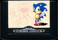 Sonic the Hedgehog (Made in China) Box Art