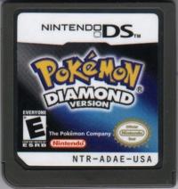 Pokémon: Diamond Version [CA] Box Art