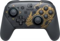 Nintendo Switch Pro Controller - Monster Hunter Rise Edition [NA] Box Art