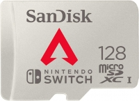 SanDisk microSDXC for Nintendo Switch 128GB (2021) Box Art