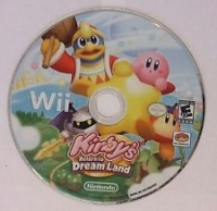 Kirby's Return to Dream Land Box Art