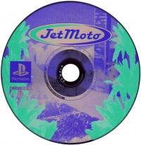 Jet Moto Box Art