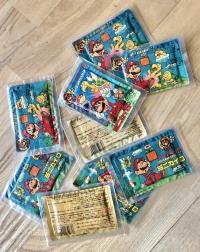 Super Mario Bros. 2 Socks Warmers Box Art