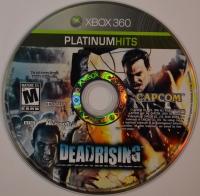 Dead Rising - Platinum Hits Box Art