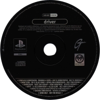 Driver Demo CD [FR] Box Art
