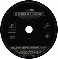 Oddworld: Abe's Oddysee Demo Box Art