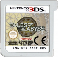 Tales of the Abyss [DE] Box Art