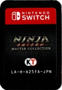 Ninja Gaiden: Master Collection Box Art