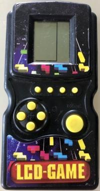 Brick LCD-Game Box Art